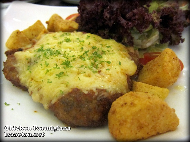 Secret Recipe Chicken Parmigiana