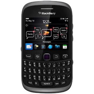 Harga dan Spesifikasi BlackBerry Smartfren 9310 512 MB