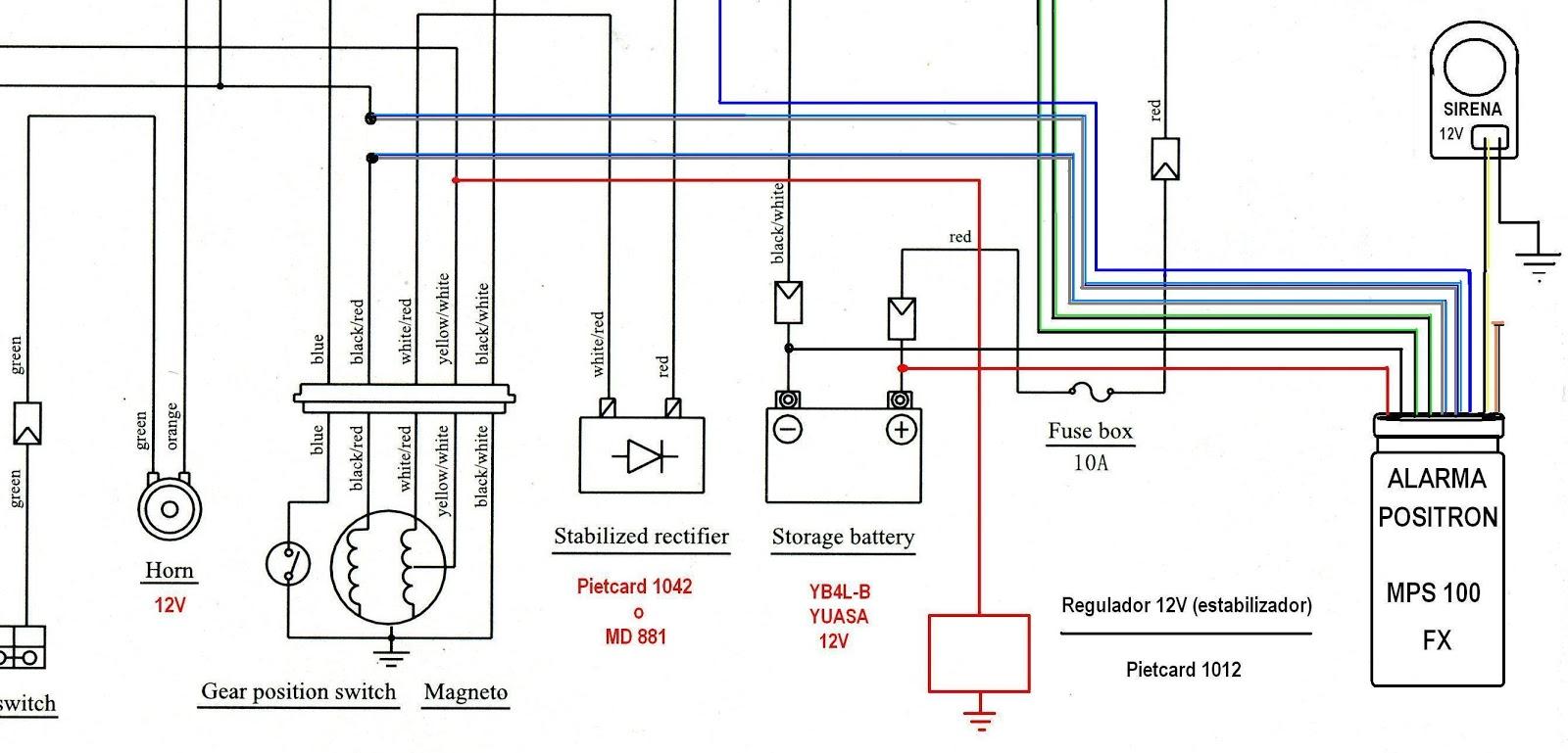 Suzuki Ax100 Wiring Diagram - Schematics Wiring Diagrams •