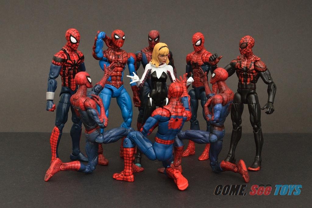Superior Spider-Man #22 J Scott Campbell 1:50 Variant Cover NM Venom 2013 Marvel
