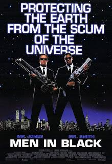 Ver online:Hombres de negro (MIB / Men In Black) 1997