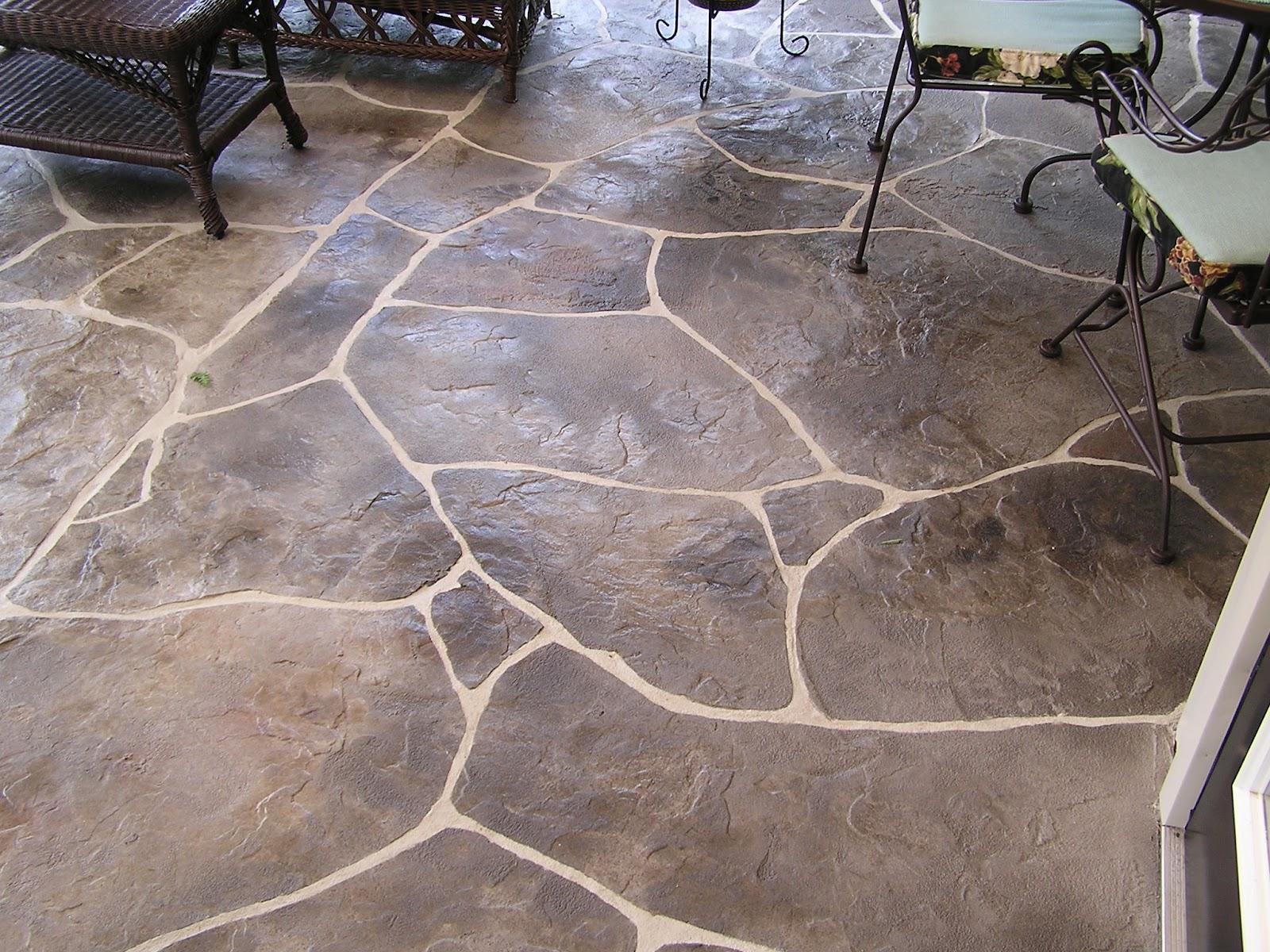 Patio Floor Design Ideas Tosmun