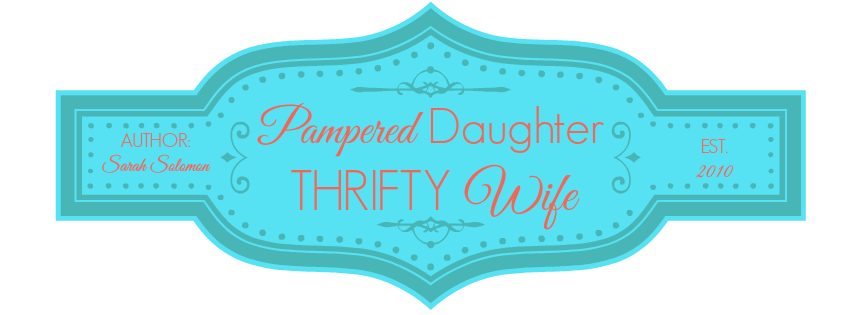 Pampered Daughter Thrifty Wife