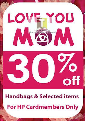 Hush Puppies Mother's Day Promotion-Member