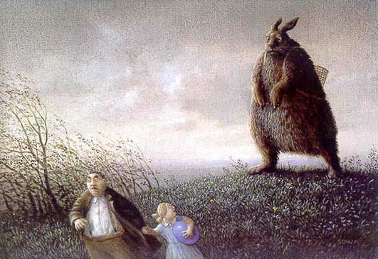 Michael Sowa happy easter
