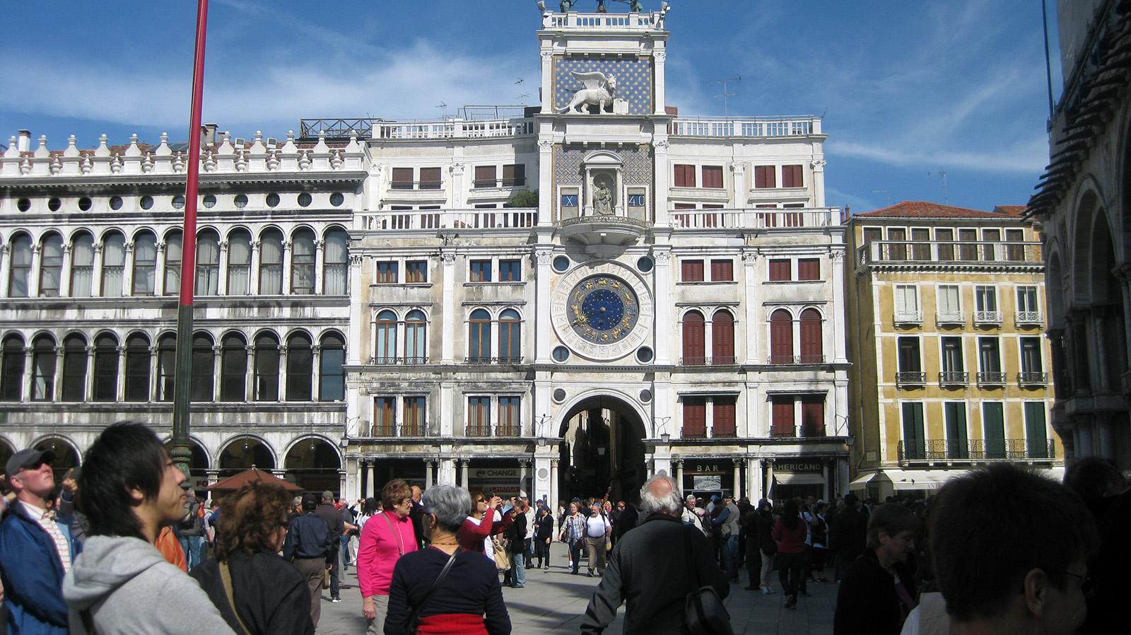 Viaggio a Venezia. Sestiere di San Marco II | Meandros y Poliedros