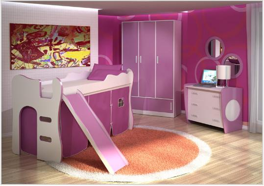 decoracao alternativa de quarto infantil:QUARTO INFANTIL DIFERENTE