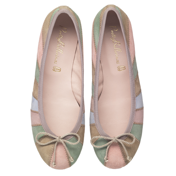 Ballerinas pastel