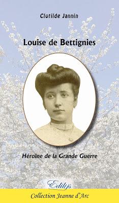 Mon livre sur Louise de Bettignies