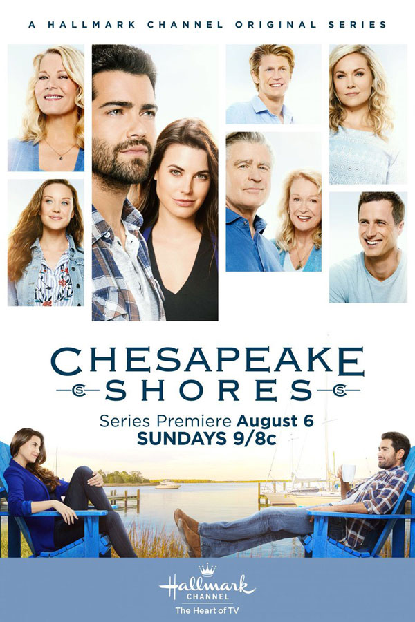 Chesapeake Shores : Affiche