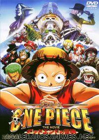 One Piece Filme 04 Assistir Online Legendado em Português