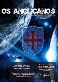"""Revista """"Os Anglicanos"""" (primeira edição)"""