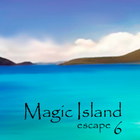 Magic Island Escape 6 Solucion