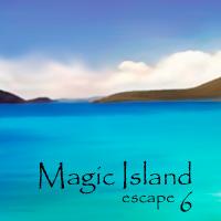 Magic Island Escape 6 Solucion