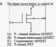 2013 December UGC NET in Electronic Science, Paper III, Question 8