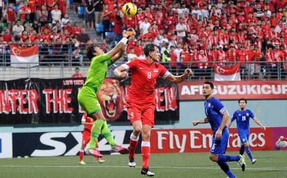 Thailand Vs Singapura Leg 2 Final AFF Cup 2012