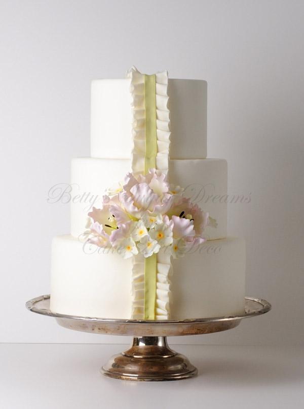 Cake Art Decor Neue Ausgabe : Betty?s Sugardreams - Blog: Tulpen & Primeln