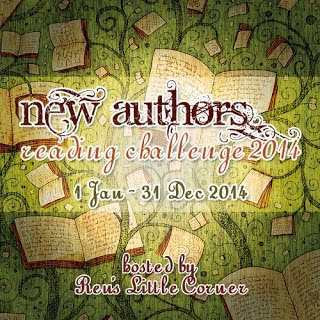 new author 2014