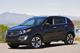 2014 Kia Sportage Release and Review