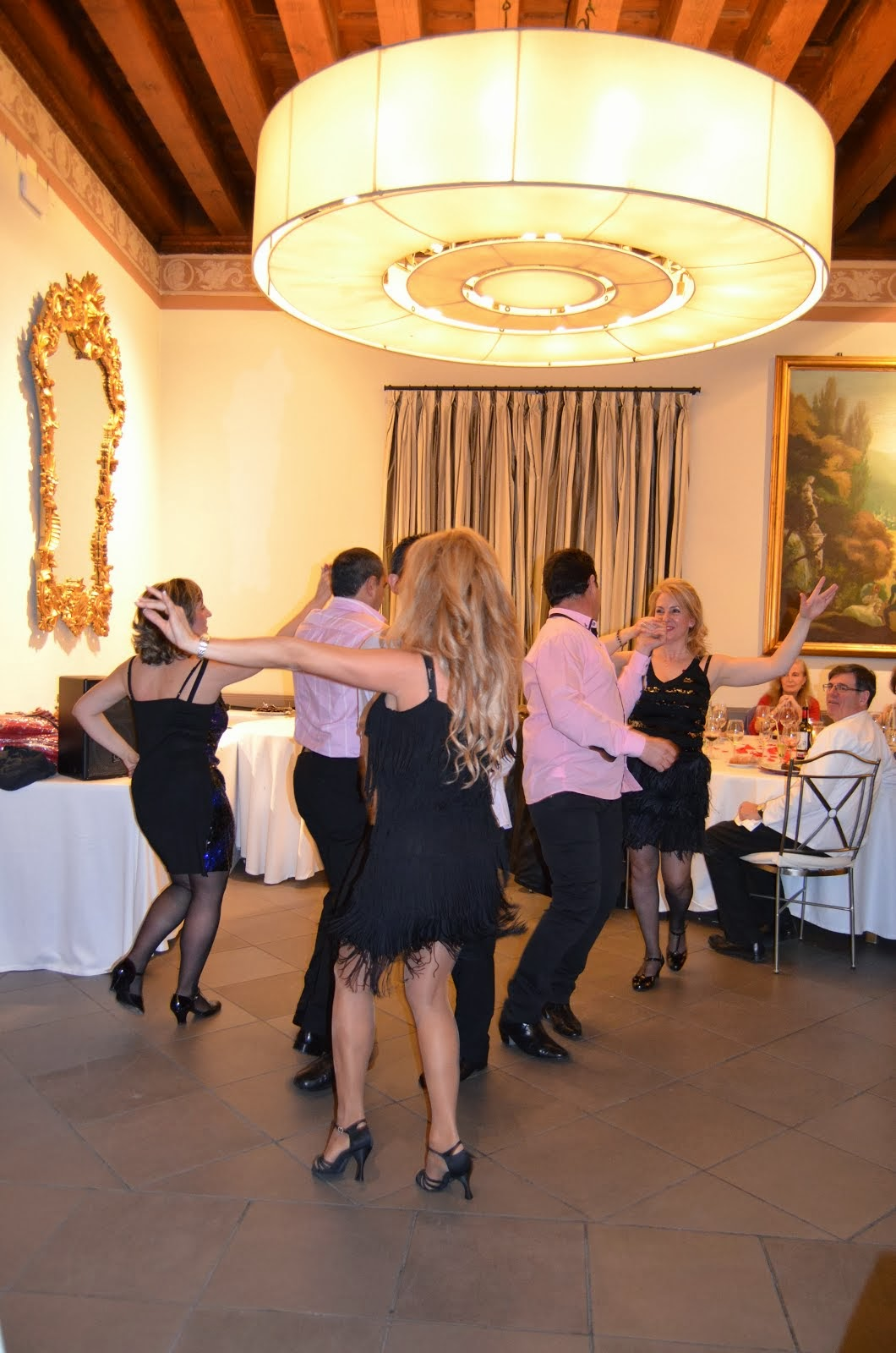 Espectáculos Bailes de Salón