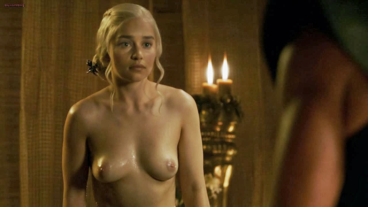 image Emilia clarke nude in 039the voice from the stone039