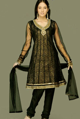 Ankle Lenghth Salwar Kameez, Ankle Length Anarkali Designs
