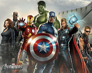 Review: The Avengers, Los Vengadores (avengers background )