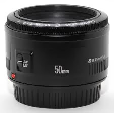 Canon EF 50mm f1/8