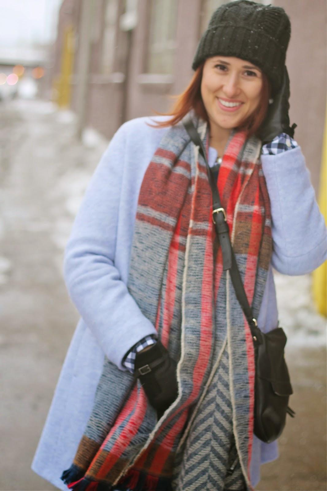 zara, scarf