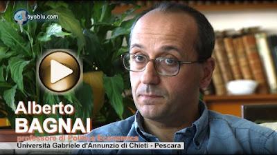 Le ragioni dei No-Euro: Alberto Bagnai e la crisi in Grecia