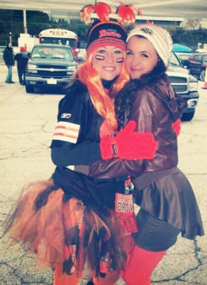 Beauty Babes 2013 Cleveland Browns Nfl Season Sexy Babe