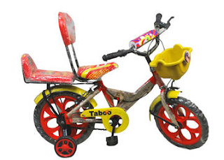 Paytm : Buy Taboo Kids BIcycle at upto 64% off + Extra 70% Cashback, starting at Rs.840 only – buytoearn
