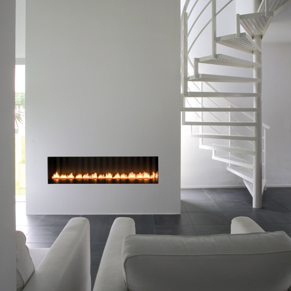 Contra el frio chimeneas against the cold fireplaces - Chimeneas minimalistas ...