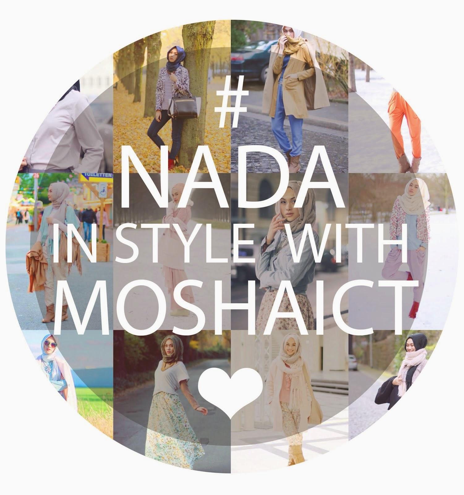 NADA x MOSHAICT