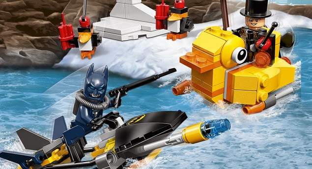 LEGO Batman™: The Penguin Face Off 76010