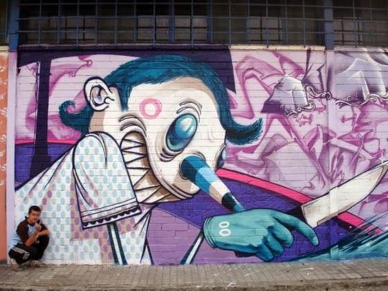 graffiti cartoon creator