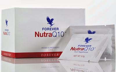 Art 312 - FOREVER NUTRA Q10 - CC 0,133