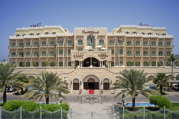 Five star hotels grand hyatt muscat oman for Five star hotel