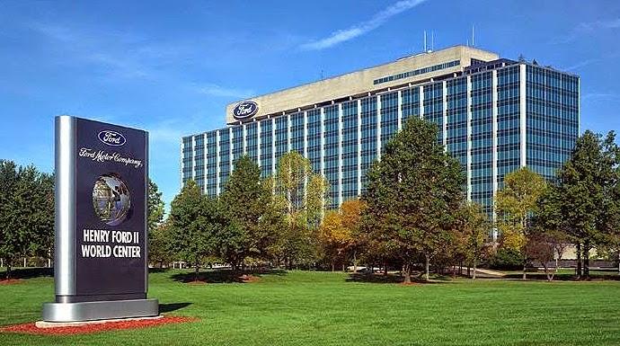 Jaguar north america headquarters