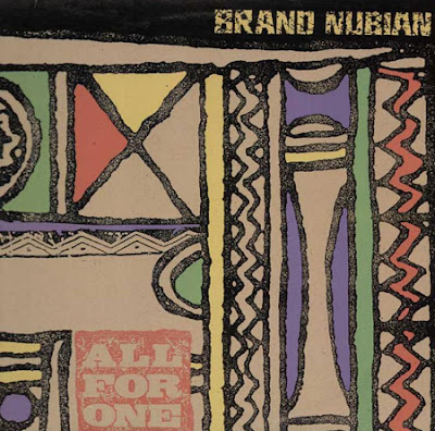 Brand Nubian ‎– All For One (1990) (VLS) (192 kbps)