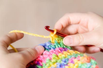 Vestidos tejidos a crochet para niña paso a paso - Imagui