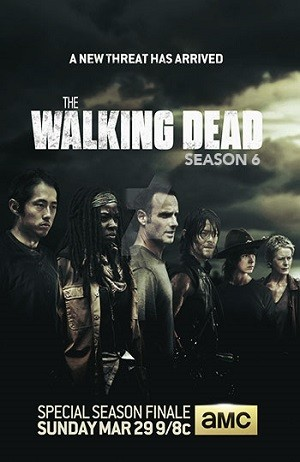 The Walking Dead - 6ª Temporada Séries Torrent Download capa