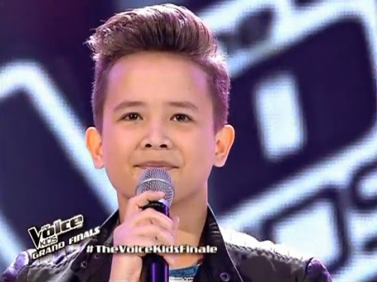 Juan Karlos Labajo sings 'Eto Na Naman ' on 'The Voice Kids' PH Grand Finale
