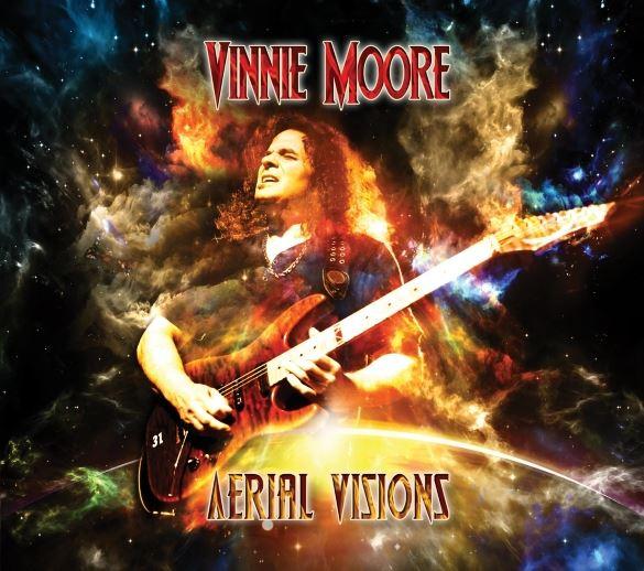 Vinnie Moore 'Aerial Visions'