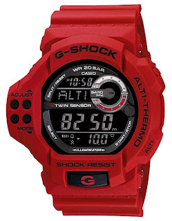 jam casio g shock gdf-100-4