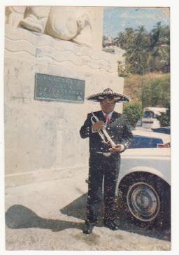 César Rivera - La Quebrada - Acapulco - México