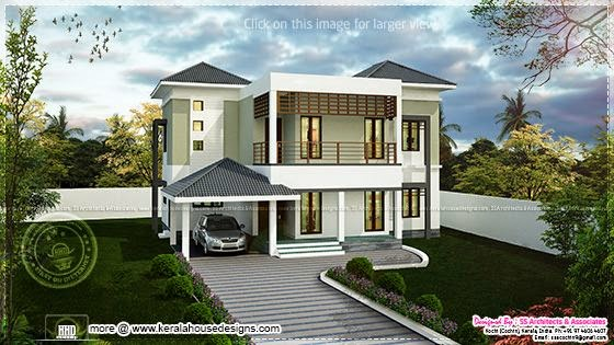 2600 sq-ft home design