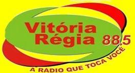 Rádio Vitória Régia FM da Cidade de Nova Brasilândia do Oeste ao vivo