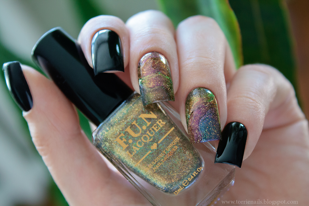 Fun Lacquer  Eternal love (H) & Storge (H) & Philia (H) & Unconditional Love (H)