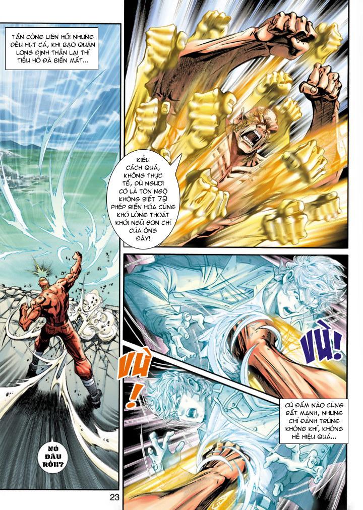 Tân Tác Long Hổ Môn chap 212 - Trang 23
